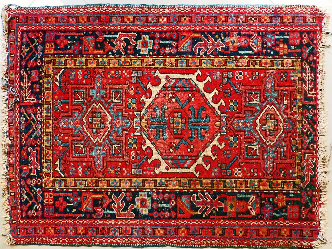 How To Check If A Rug Is An Authentic Persian
