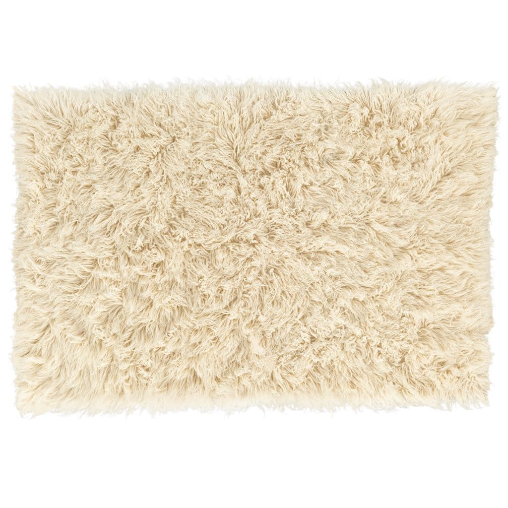 5 Tips To Keep Your Flokati Rug White Fluffy And Clean
